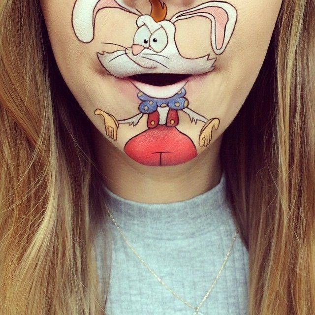 Вот как нужно красить губы