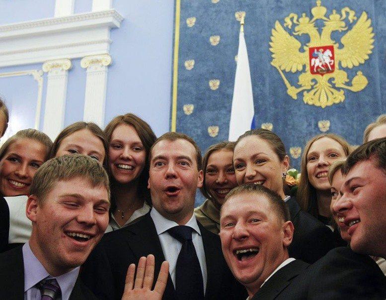 Забавные фото политиков