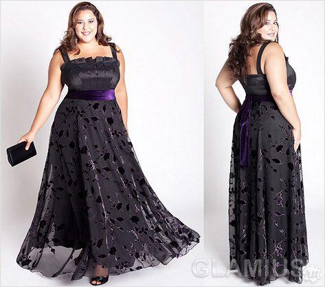 Платье для полных девушек.... Обсуждение на LiveInternet