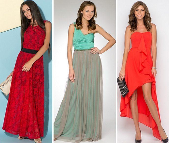 Красивые платье на каждый день