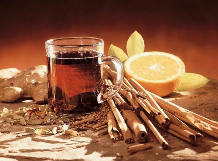 Напитки от простуды