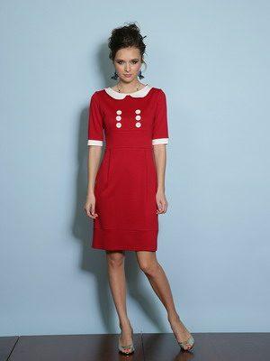 Мода Лето 2015 Повседневное Платье 43