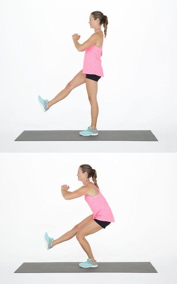 10 упражнений для подтяжки бедер и ягодиц
