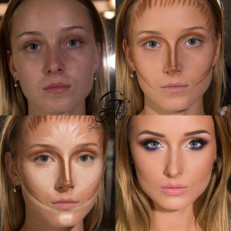 Как сделать чтобы лицо было светлее 880