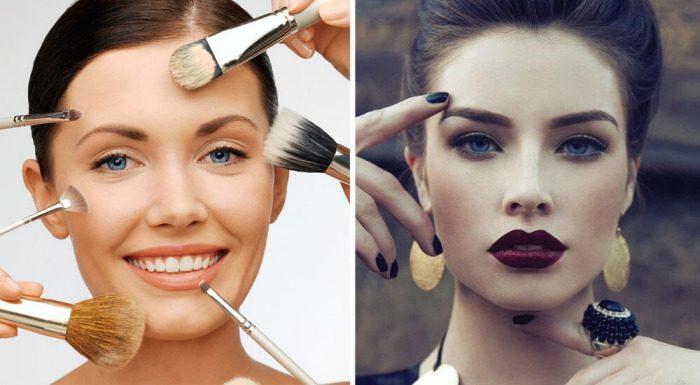 Как лучше сделать макияж