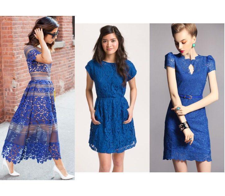 Купить Платье Из Гипюра И Кружева