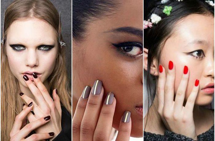 Какой самый модный маникюр в 2017 году