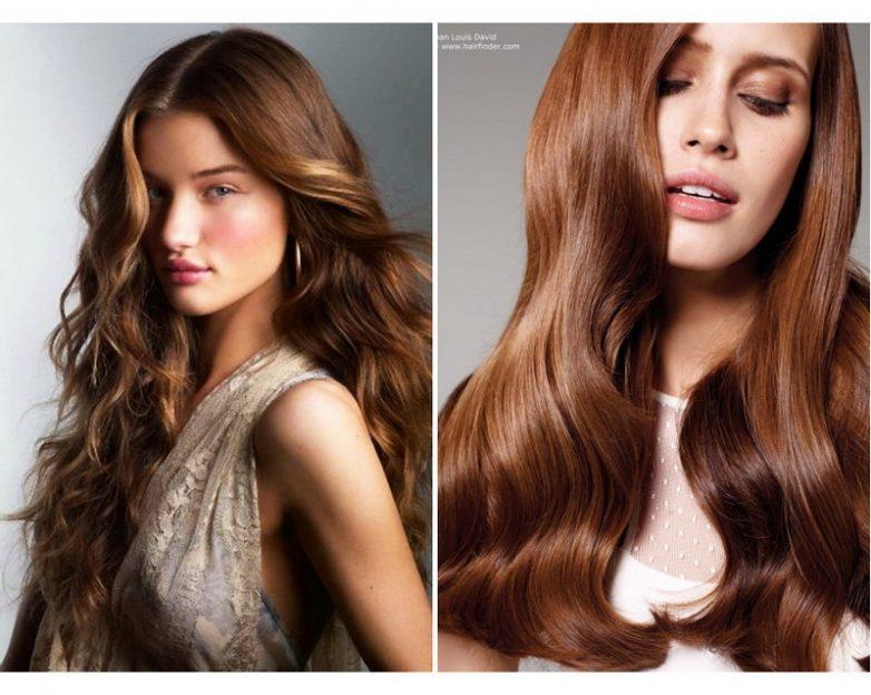 Как сделать волосы на тон 215