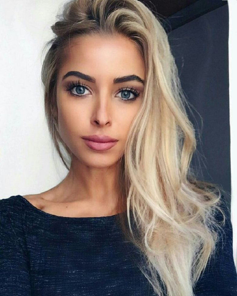 Цвет волос пшеничный блондин фото