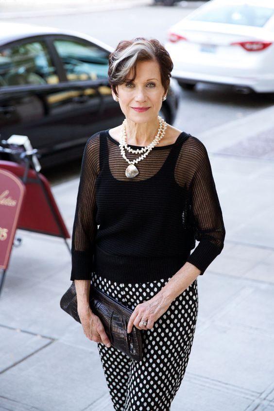 Базовый гардероб для женщины от 40 лет: консерватизм и роскошь новые фото
