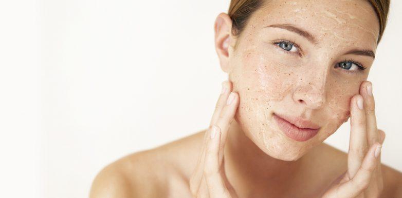Пилинг кожи лица в домашних условиях