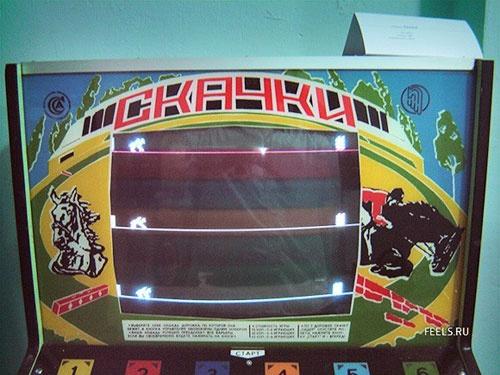 История советских игровых автоматов / Детские игровые