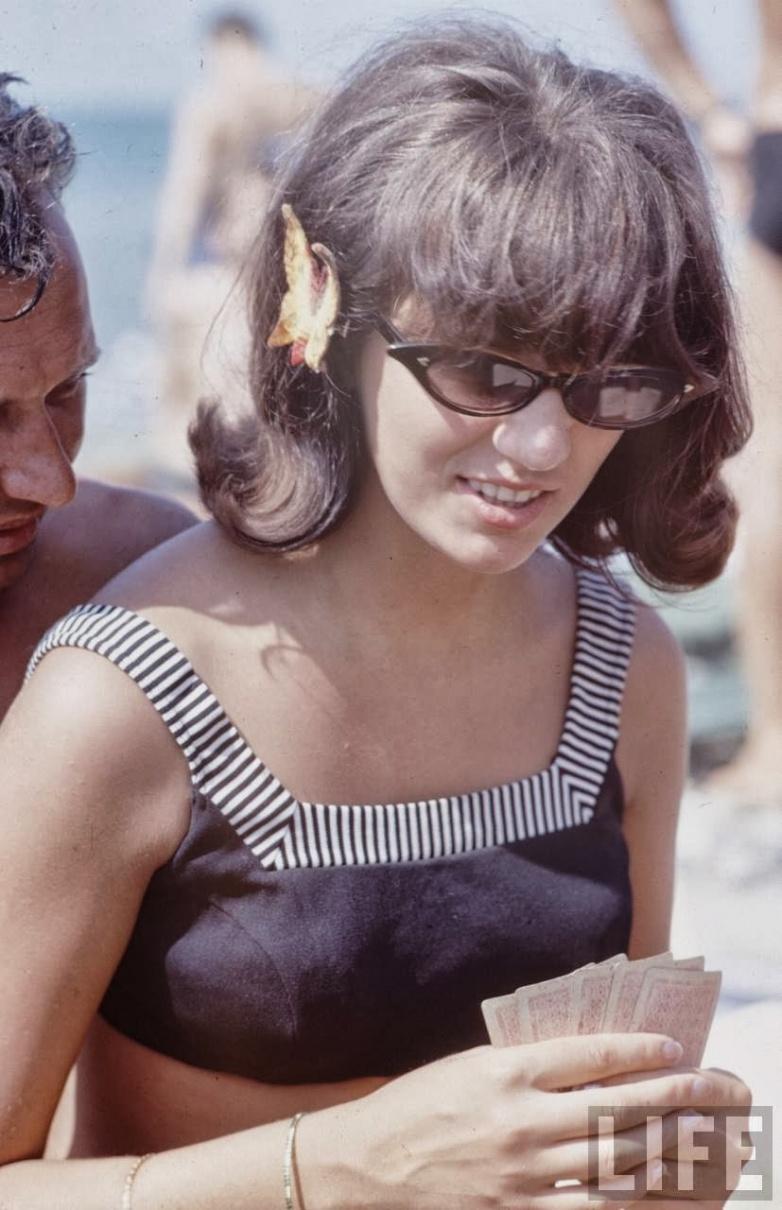 Лучшее фото советских девушек