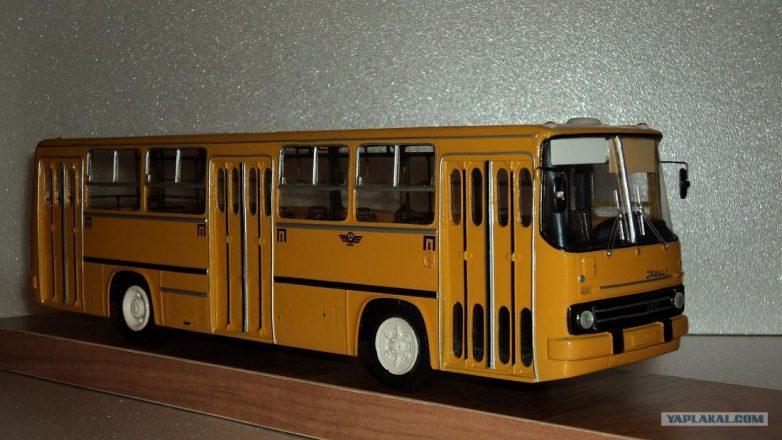 Городской автобус, отличие