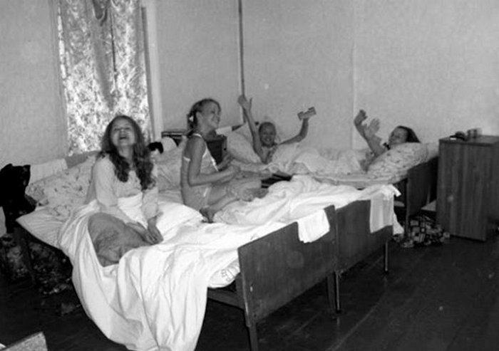 фото школьницы на медосмотре