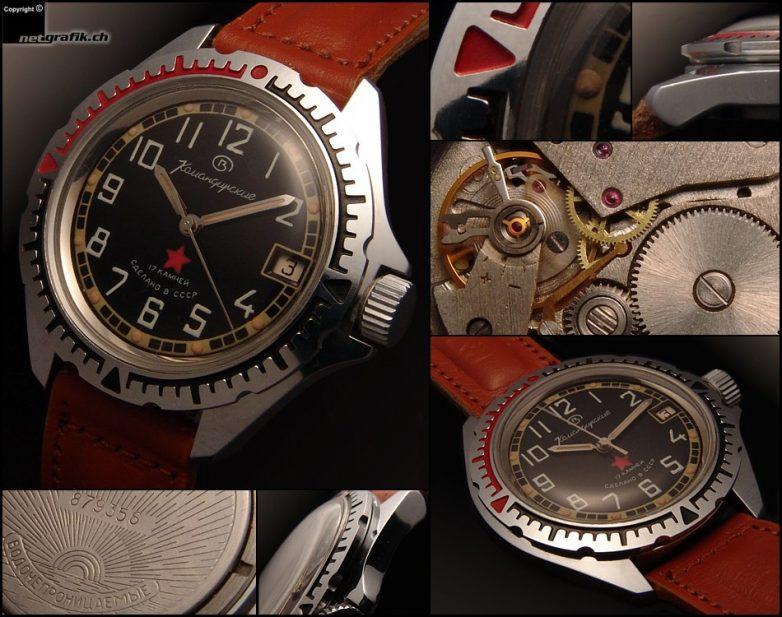 Фото ... предлагаем вам необычные женские и мужские часы всевозможных видов ... . И даже если командирские часы