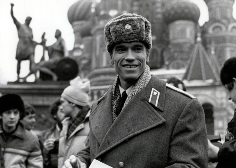 Звёзды западного кино, приезжавшие на съёмки в СССР
