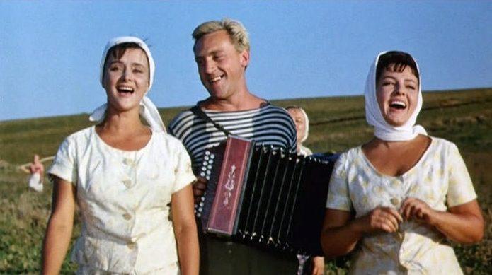 Колхозная романтика советского кино