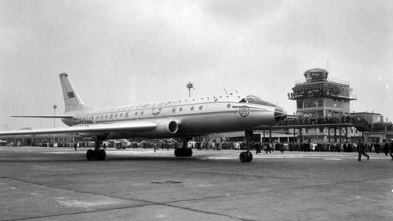 Как погиб первый советский реактивный лайнер