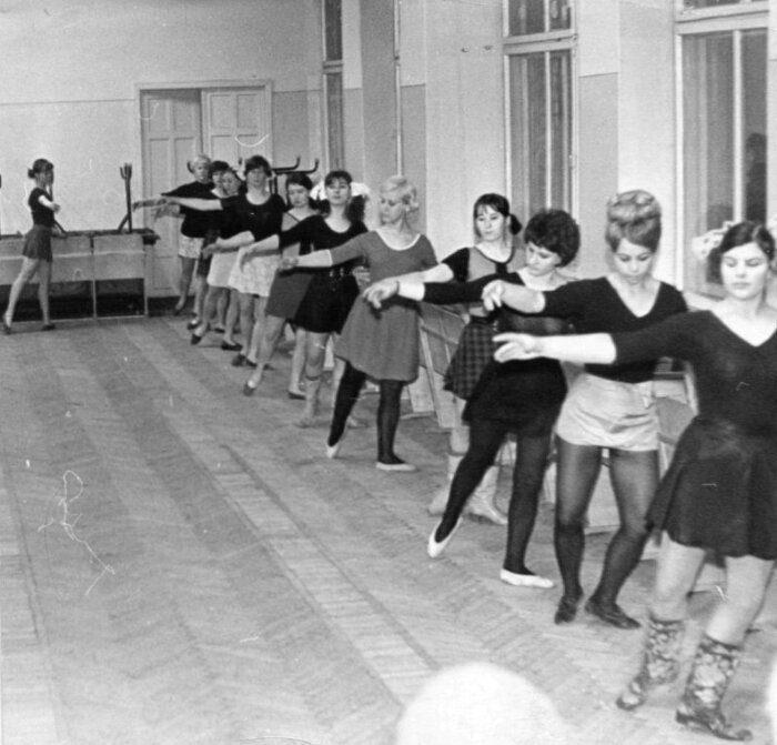 Каким был спорт в СССР?