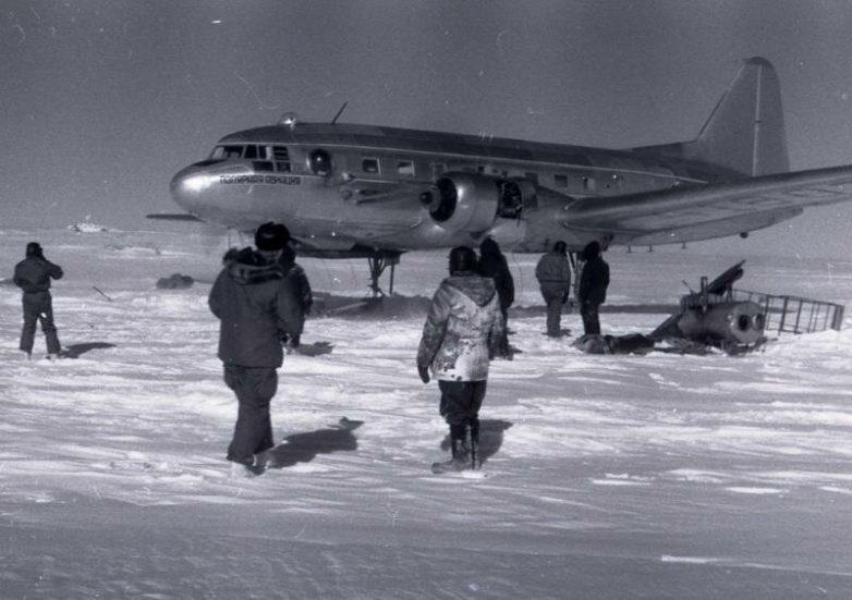 Про советский ИЛ-18