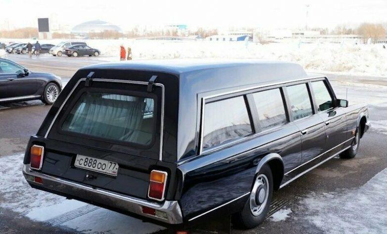 Редкие советские автомобили