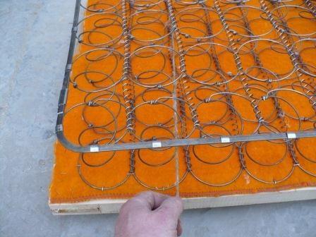 Ремонт пружинных блоков дивана своими руками