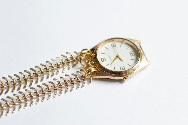 Ремешки для часов своими руками