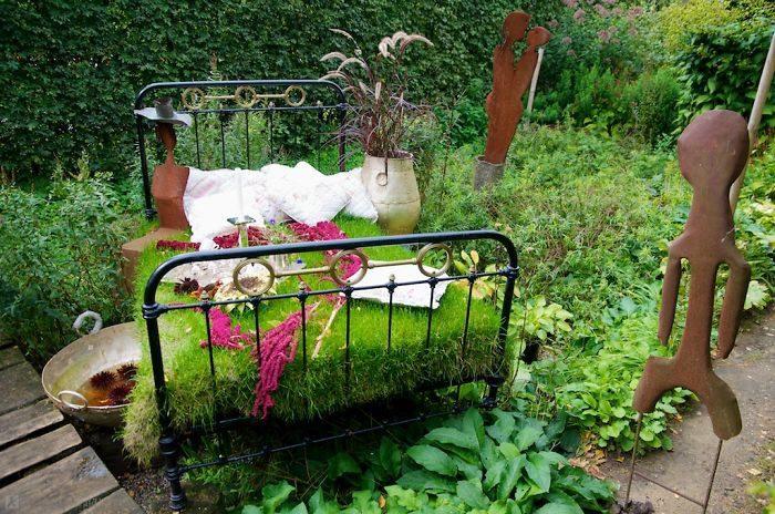 машин что можно сделать из старых вещей в саду мог Первый
