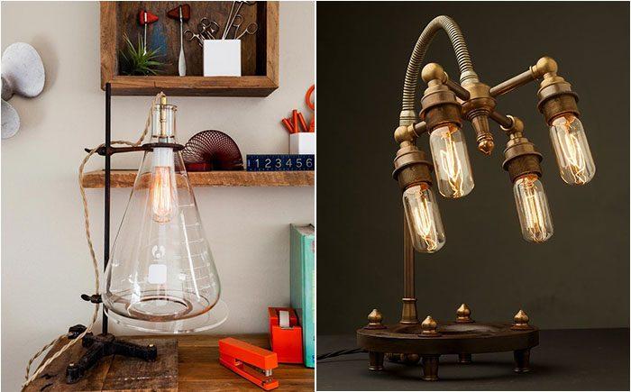 10 lamparas que podes hacer reciclando basura