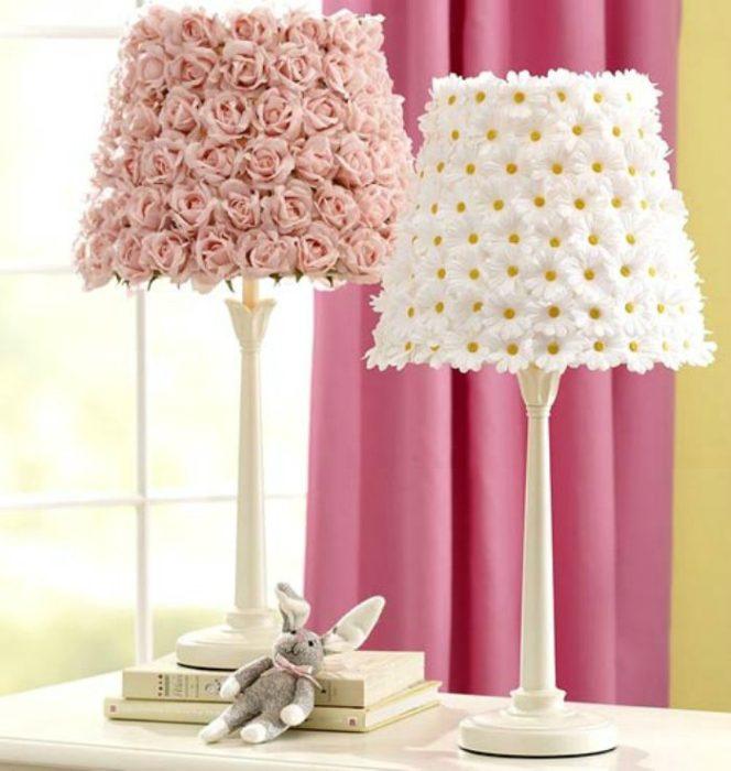 Оригинальные плафоны, абажуры и лампы, которые можно сделать своими руками: udav102