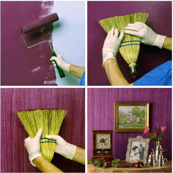 Идеи декора стен, которые не потребуют больших затрат: udav102