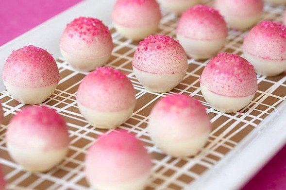 десерты красивые фото