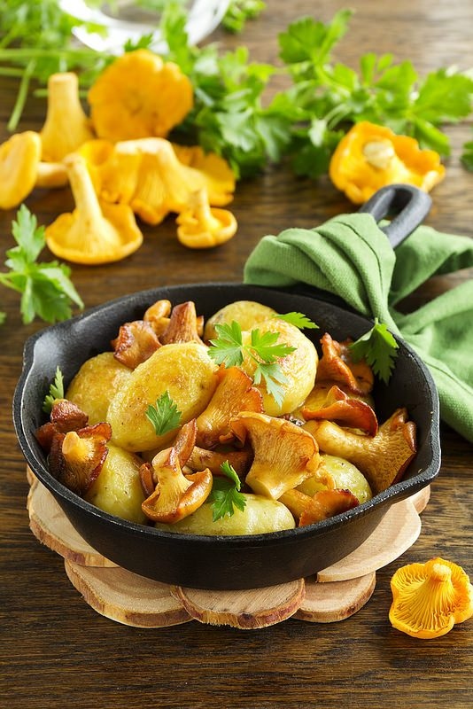 Что приготовить из картофеля?