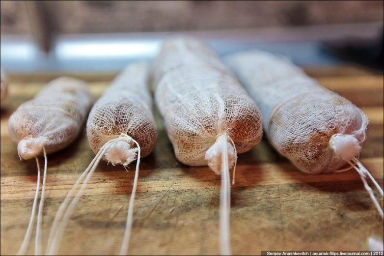 """Итальянский деликатес """"Брезаола"""""""