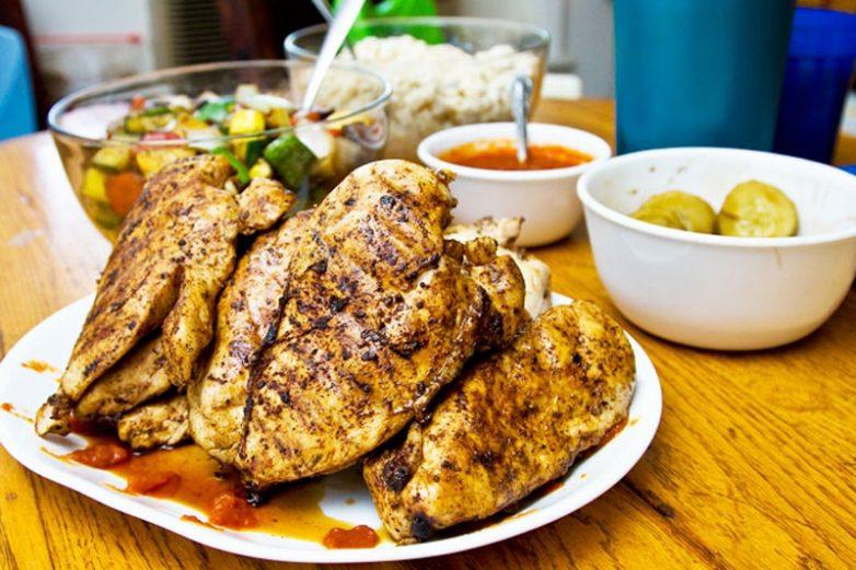 10 вкуснейших блюд из куриного филе!