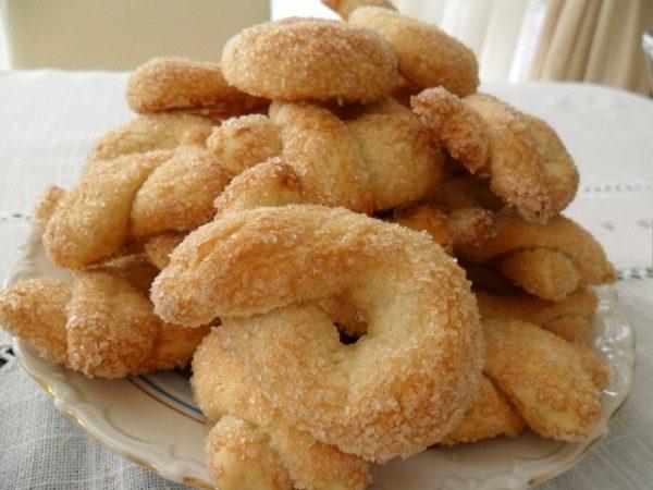 5 рецептов вукснейшего домашнего печенья