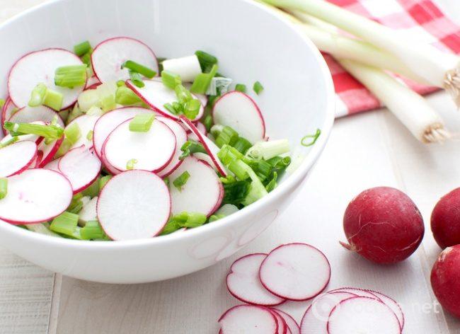 5 аппетитных салатов на каждый день