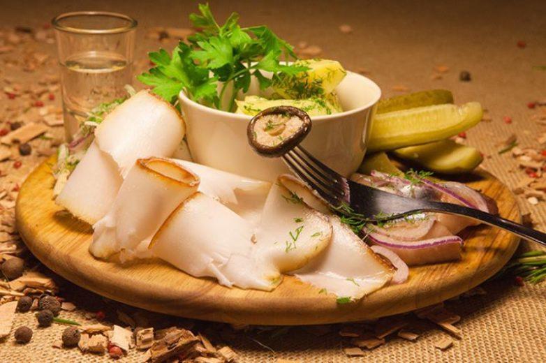 Вкуснейшие разносолы русской кухни