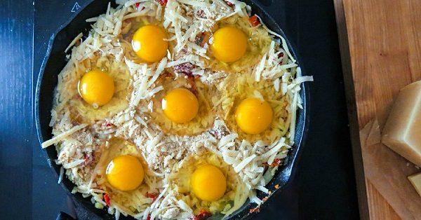 Что приготовить из сырых яиц
