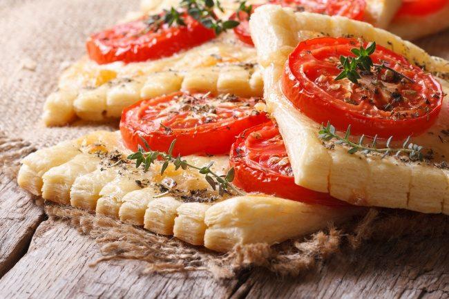 Слоеные бутерброды рецепты фото