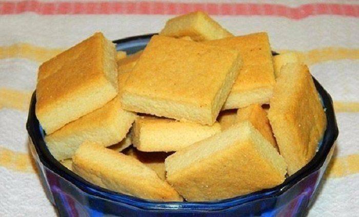 рецепт печенья сливочное масло с сахаром