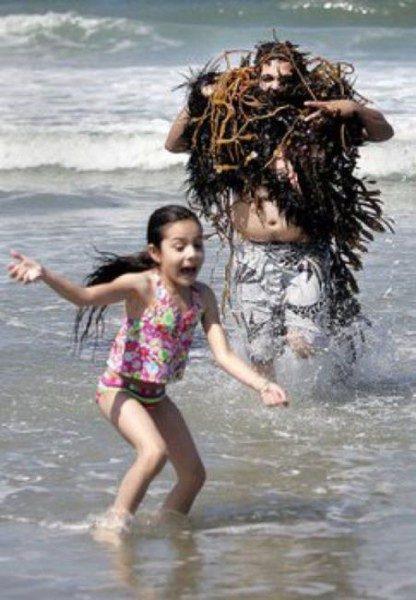 фото приколы пляжные