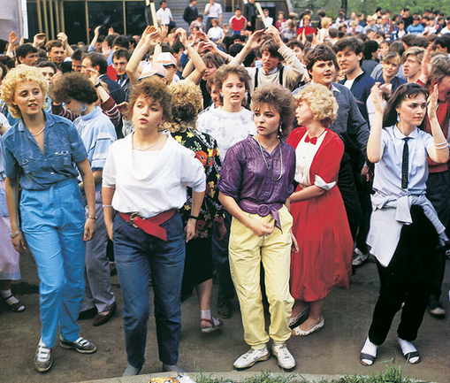 фото мода 90-х