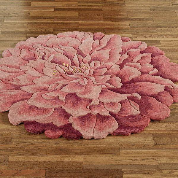 Flower shaped