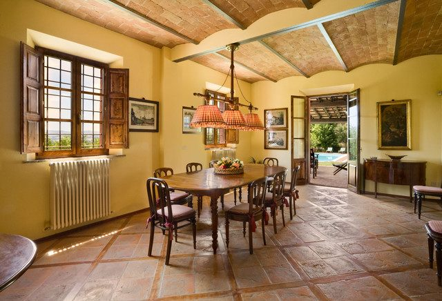 Farmhouse dining room furniture