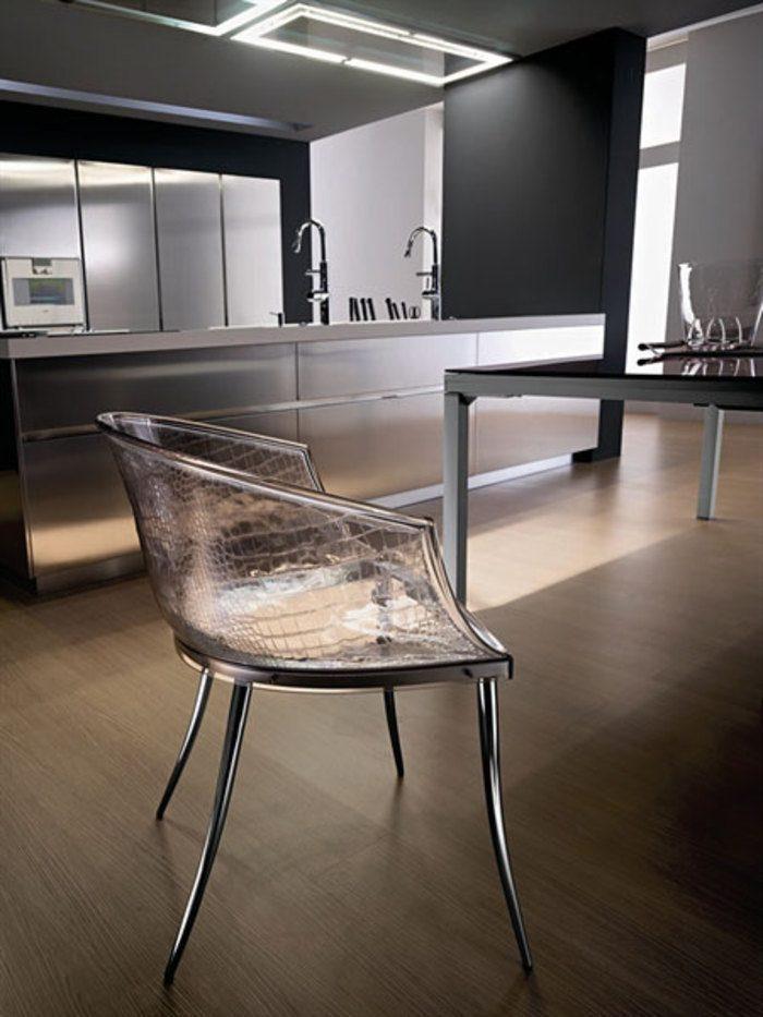 Прозрачный стул с членом 20 фотография