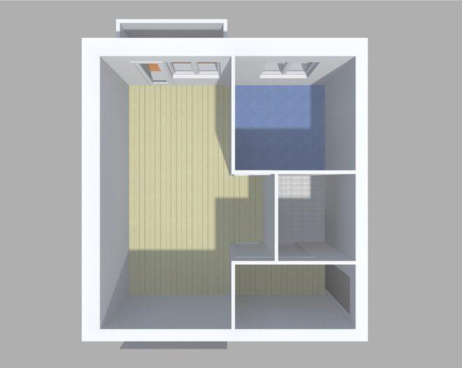Как расставить мебель в однокомнатной хрущевке фото