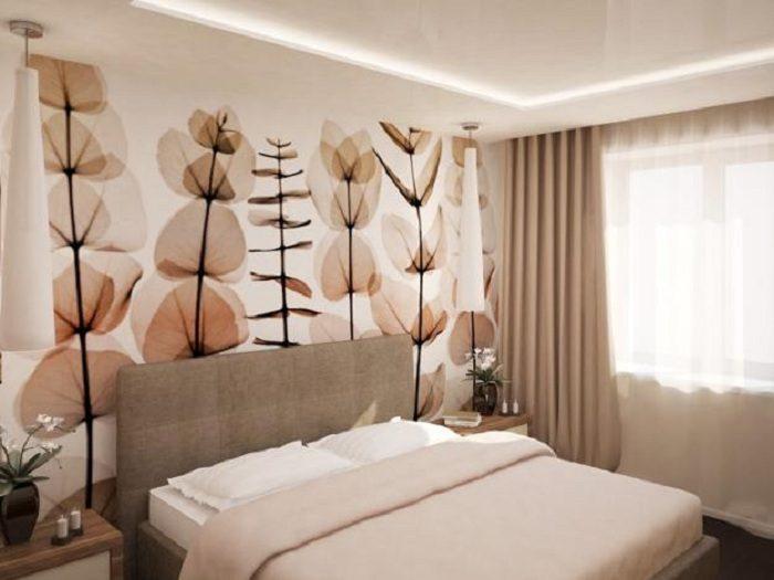Оформление спальни в квартире фото своими руками фото 72