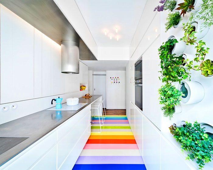 Дизайн небольшой квартиры 2017-2018 современные идеи